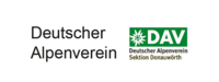Deutscher Alpenverein - Sektion Donauwörth e.V. - Logo